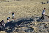 Herping on Mt Beckworth