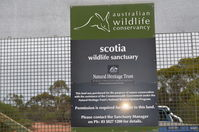 Main Gate - Scotia A.W.C
