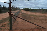 Outter Cat Proof Fence - Scotia A.W.C